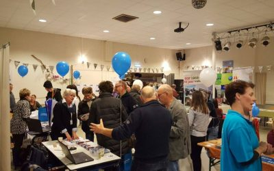 Vrijwilligersmarkt in Heerenveen op maandag 29 januari