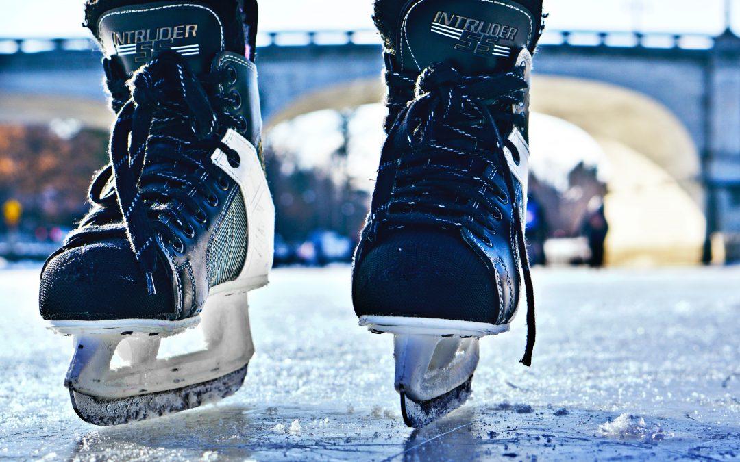 Schaatsworkshop: Voel je vrij op het ijs!