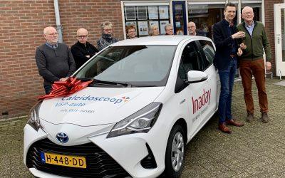 Caleidoscoop Heerenveen presenteert nieuwe VSP-auto