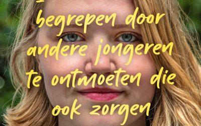 Friese welzijnsorganisaties bundelen krachten in landelijke Week van de Jonge Mantelzorger