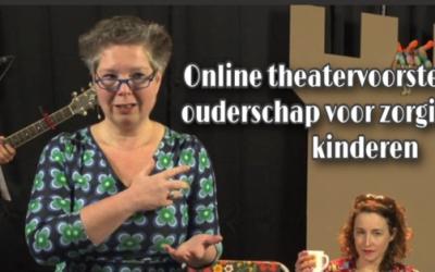 Theatervoorstelling: 'Die andere ouders doen ook maar wat SPECIAL'