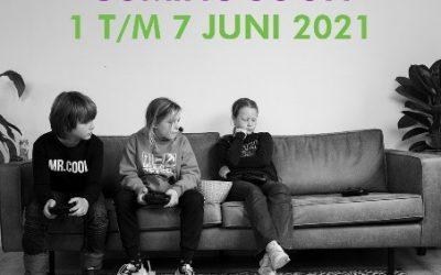 Week van de jonge mantelzorger    1 t/m 7 juni 2021